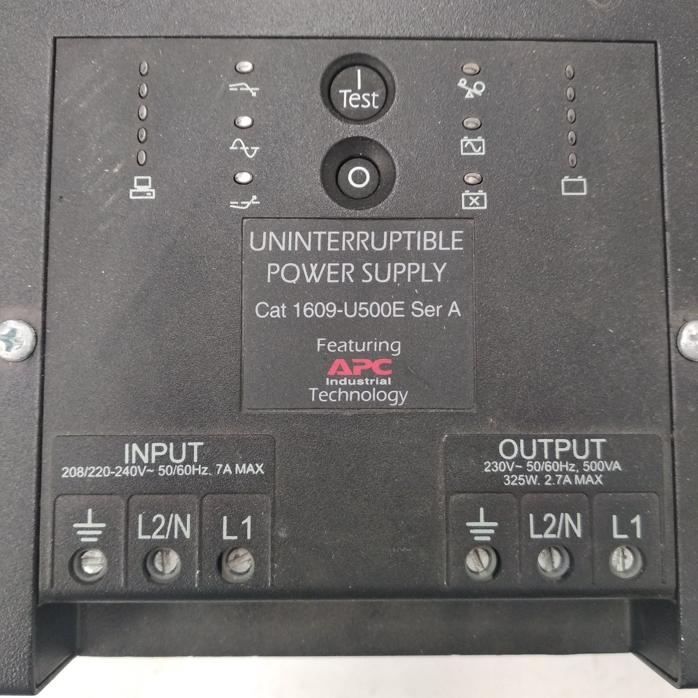 SAI Industrial 1609-U500E