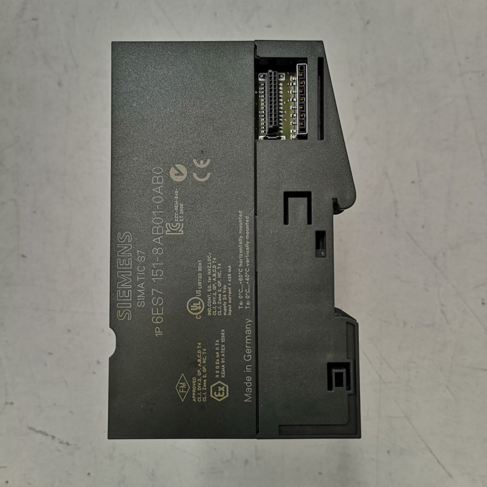 SIMATIC DP, IM151-8 PN/DP CPU para ET 200S