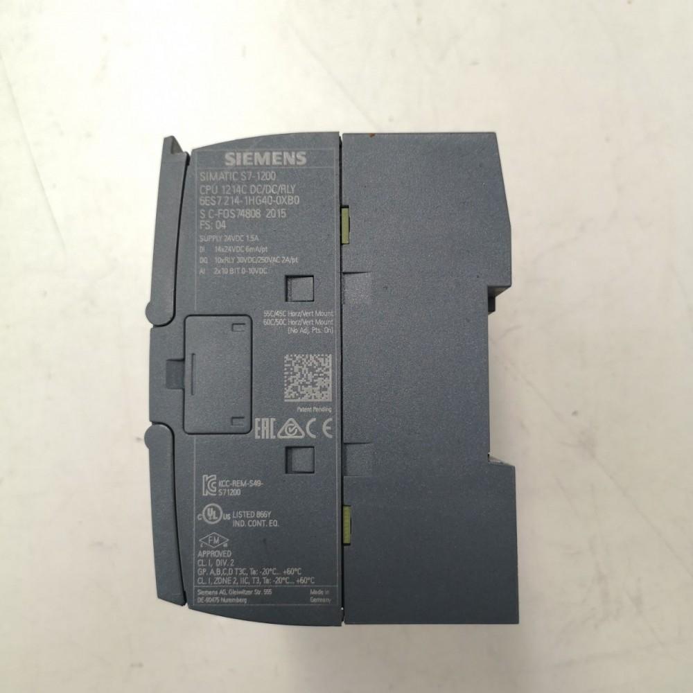Automata SIMATIC S7-1200, CPU 1214C