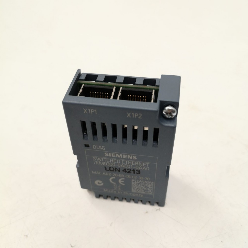 expansion module switched Ethernet PROFINET