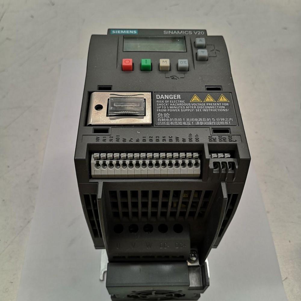 Variador de potencia SINAMICS V20