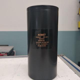 Condensador electrolítico, 450VDC 16000uF