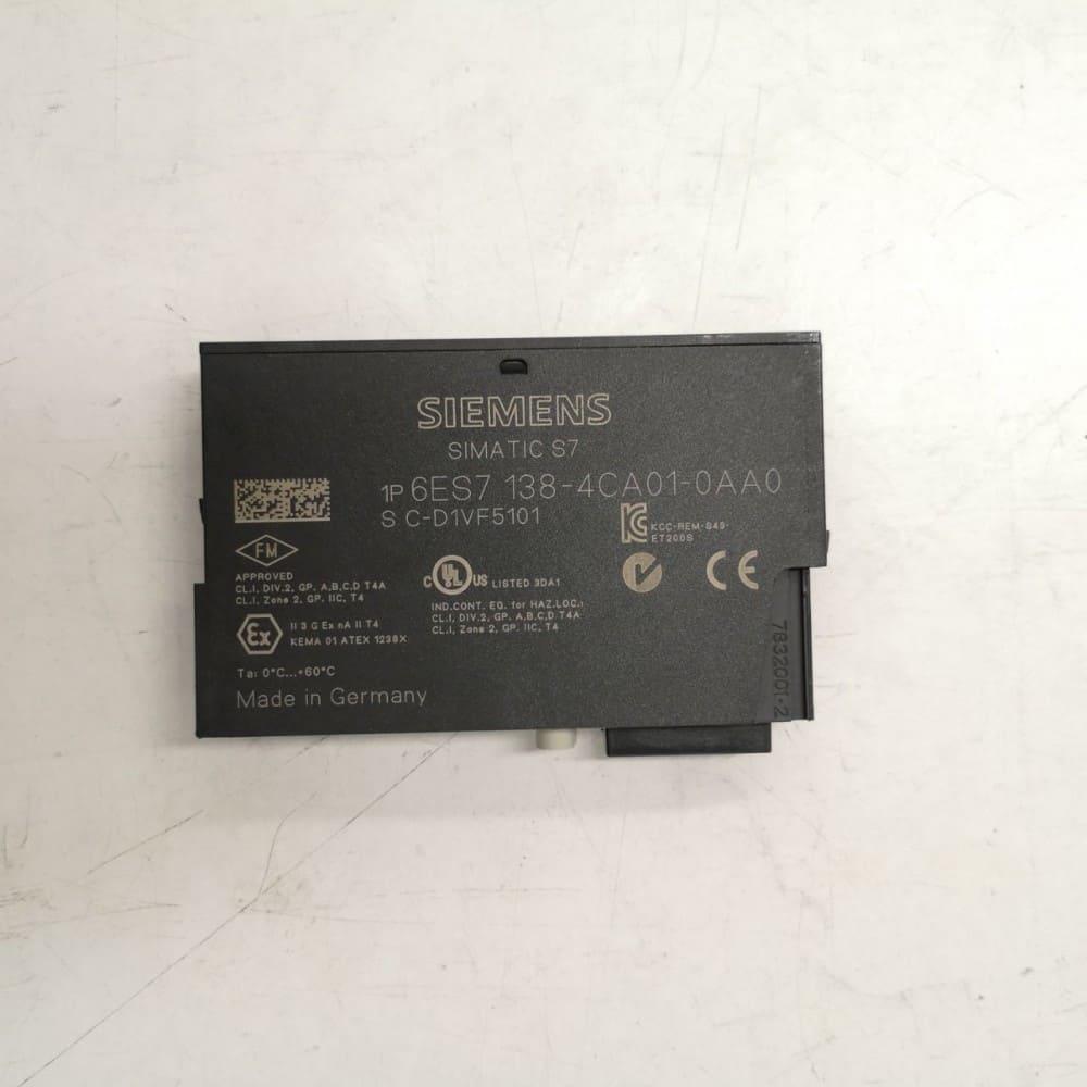 SIPLUS ET 200S PM-E 24 V DC con diagnóstico
